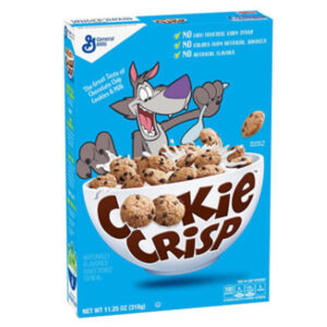 Cookie Crisp Cereals - 300g
