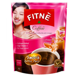 Fitne Instant Coffee w/ Collagen - 150g