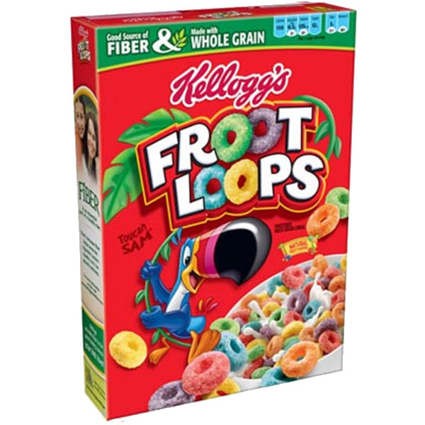 Froot Loops - 286g