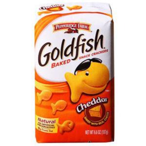 Goldfish Crackers Cheddar - 187g