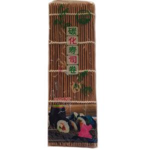 Green Bamboo Sushi Mat 24*24mm