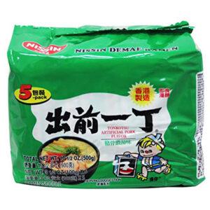Instant Noodles Tonkotsu Flavor