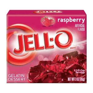 Jell-O Raspberry - 85g