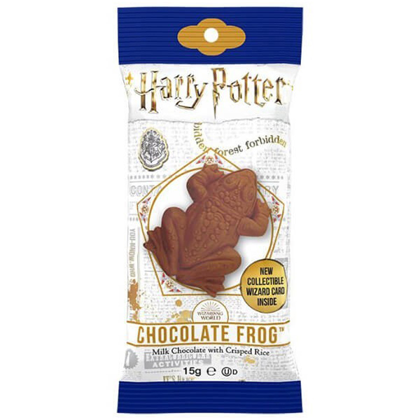 Jelly Belly Harry Potter Chocolate Frog - 15g