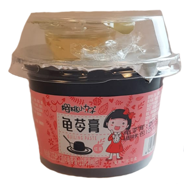 Jelly Red Bean Flavor - 235g