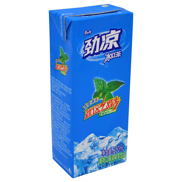 Master Kong Black Ice Tea - 250mL
