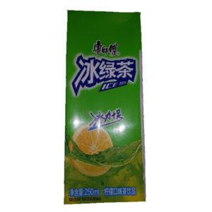 Master Kong Green Ice Tea - 250mL