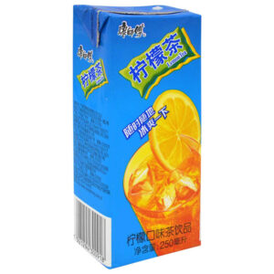 Master Kong Lemon Ice Tea - 250mL
