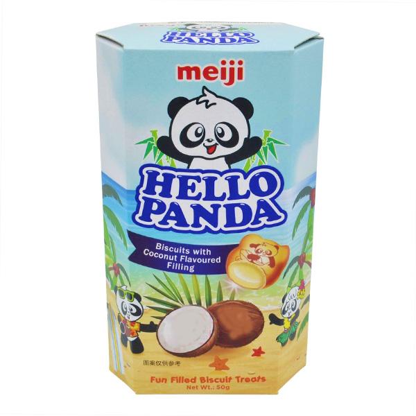 Meiji Coconut Hello Panda - 50g