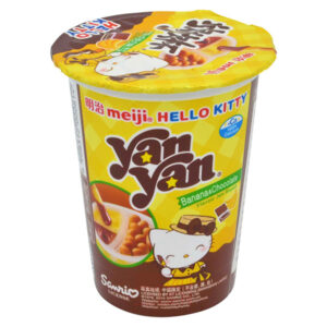 Meiji Jam Biscuit Banana & Chocolate - 150g