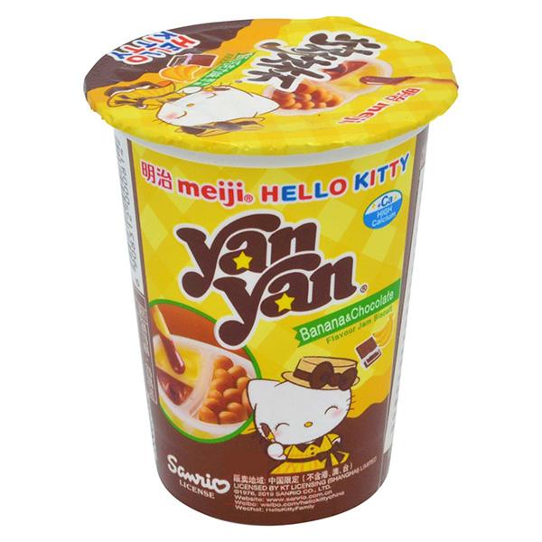 Meiji Jam Biscuit Banana & Chocolate - 150g