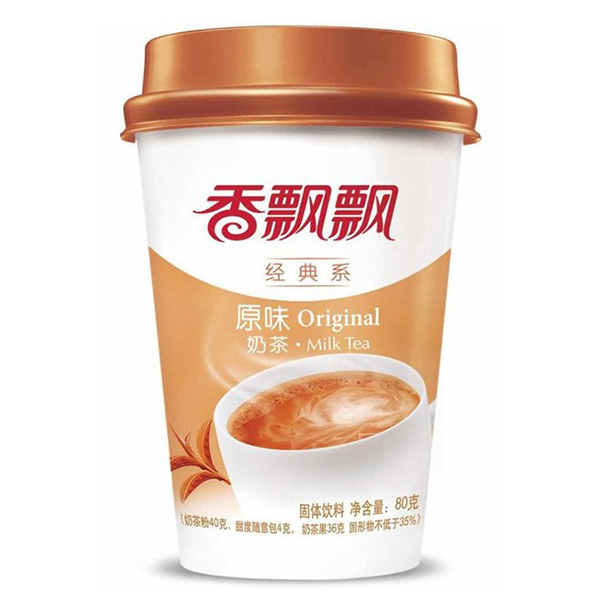Instant Bubble Milk Tea Bubble - Original - 70g