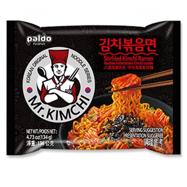Mr.Kimchi Stir Fried Kimchi Ramen - 134g