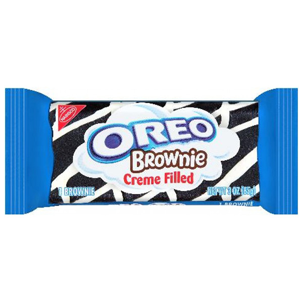 Oreo Brownie Creme filled - 85g