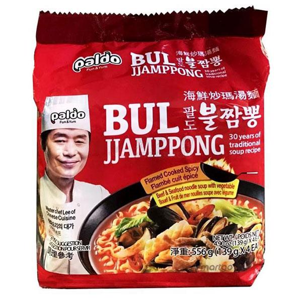 Paldo Bul Jjamppong - 4*139g