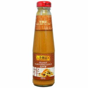 LKK Peanut Flavored Sauce - 226g