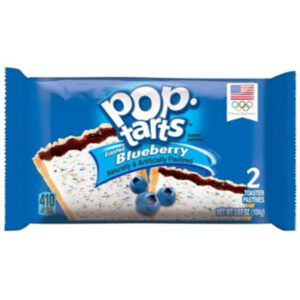 Pop Tarts Blueberry - 2 Toaster Pastries - 104g