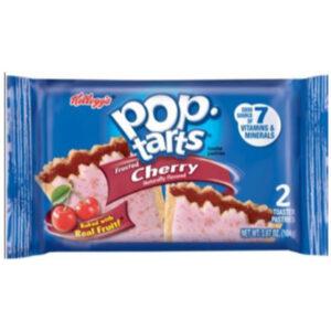 Pop Tarts Cherry - 2 Toaster Pastries - 104g