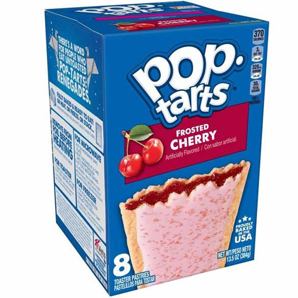 Pop Tarts Cherry - 384g