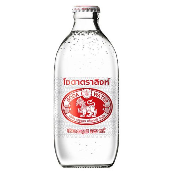 Singha Soda Water - 325mL