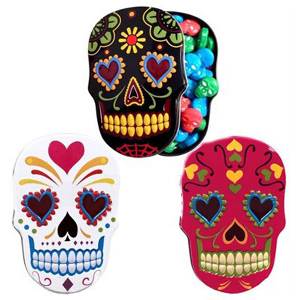 Sugar Candy Skulls - 40g - American Food