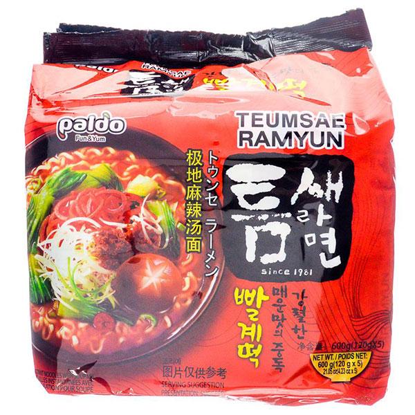 Teumsae Ramyun Noodle - 600g
