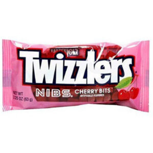 Twizzlers Nibs Cherry - 62g