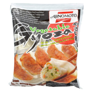 Ajinomoto Vegetable Gyoza - 600g