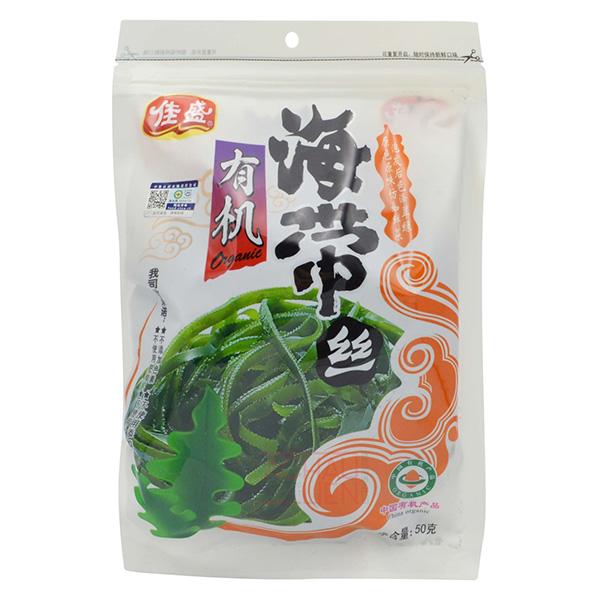 Dried Seaweed Kelp Strip Organic - 50g