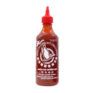 Flying Goose Sriracha Extra Hot Chili Sauce - 455mL