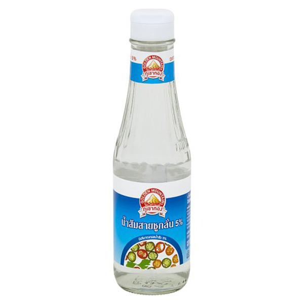 Golden Mountain Distilled Vinegar 5% - 200mL