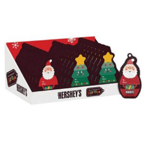 Hershey's Milk Chocolate Gift Tag - 34g 2