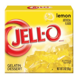 Jell-O Lemon - 85g