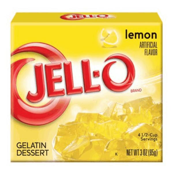 Jell-O Lemon - 85g