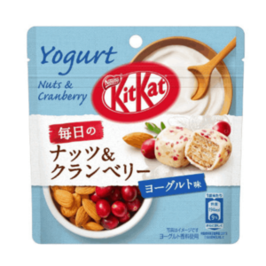 Kit Kat Everyday Nuts and Cranberry Yogurt Flavor - 36g