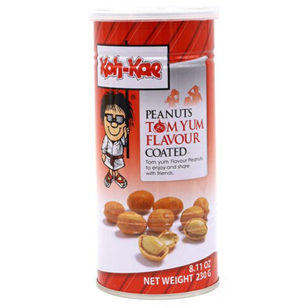 Koh-Kae Tom Yum Coated Peanuts - 230g