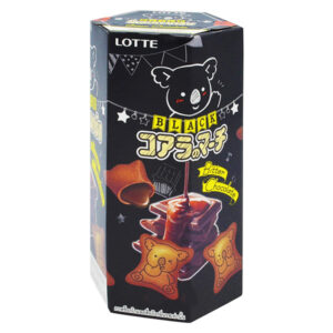 Lotte Koala's Black Bitter Chocolate - 33g