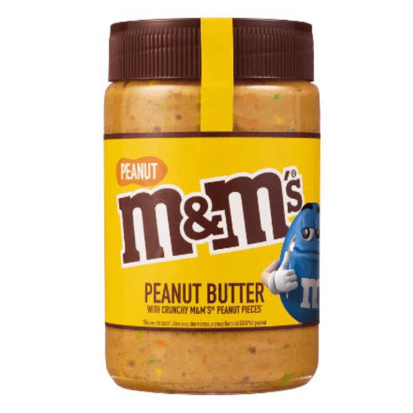M&M's Peanut Butter w/ Crunchy Peanut Pieces - 320g