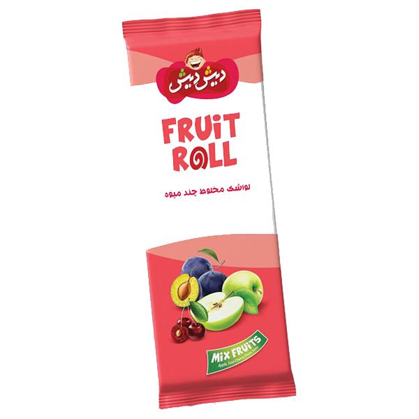 Mixed Fruit Roll (Lavashak) - 300g