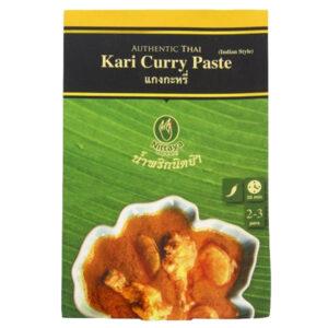 Nittaya Yellow Kari Curry Paste - 50g