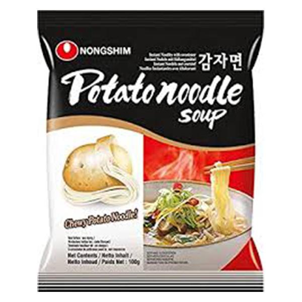 Nongshim Potato Noodle Soup - 100g