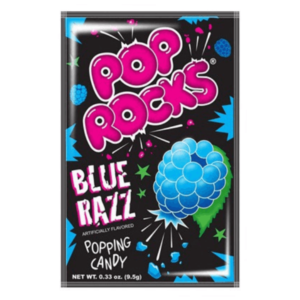 Pop Rocks Blue Razz - 9.5g