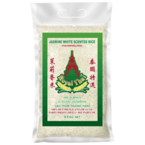 Royal Thai rice Perfume Long grain Rice - 4.5kg