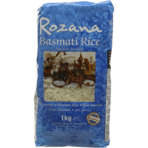 Rozana Basmati Rice - 1kg