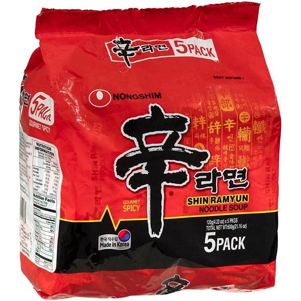 Shin Ramyun Noodle - 600g