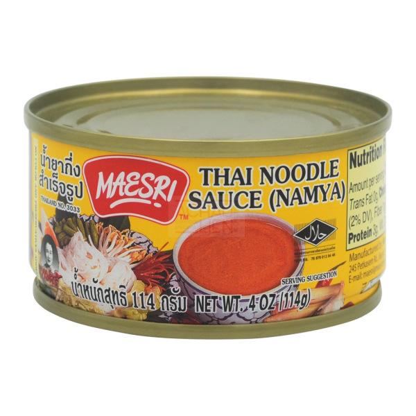Maesri Thai Noodle Sauce Namya - 114g