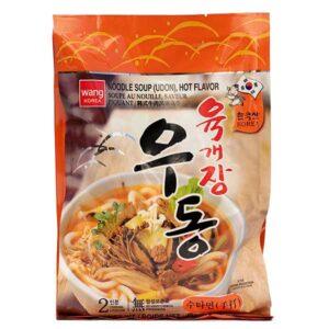 Wang Udon Noodle Hot Flavor - 430g