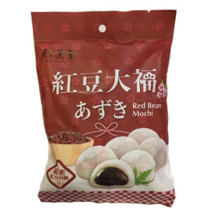 Bamboo House Mochi Red Bean - 120g