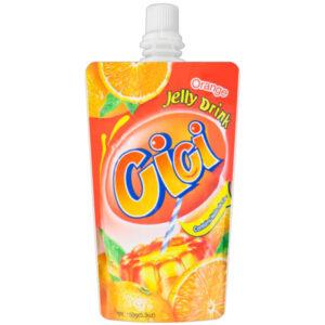 CiCi Jelly Drink Orange Flavor - 150g