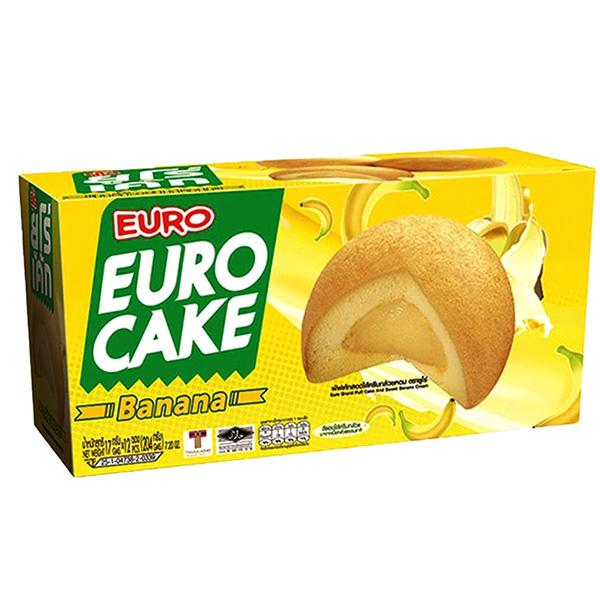 Euro Banana Cake - 144g